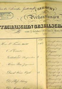 Veranstaltungen 1859